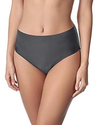 Merry Style Culotte Bas de Maillot de Bain Femme Bikini Vêtement Été M72W (Graphite(9154), EU(38)=FR(40))
