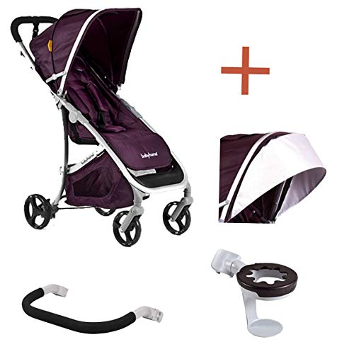 Babyhome Emotion - Silla de paseo, color purpura