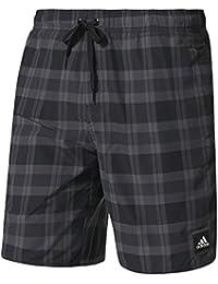 adidas Men's Checked Water Shorts