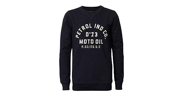 Petrol Industries BV B-FW18-SWR363-3093 Sweat-Shirt Gar/çon