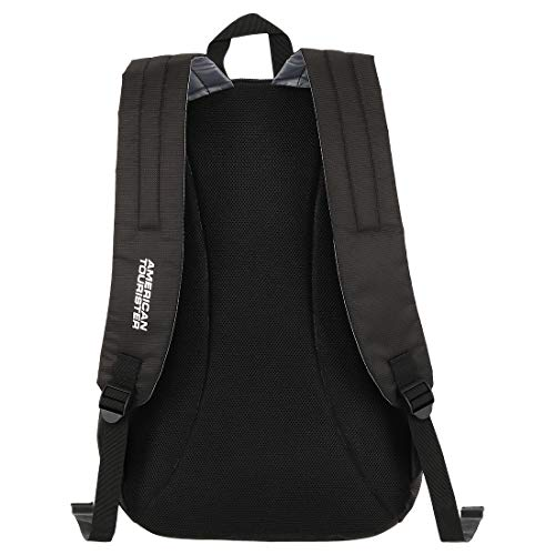 Best american tourister backpack in India 2020 American Tourister Copa 22 Ltrs Black Casual Backpack (FU9 (0) 09 002) Image 3
