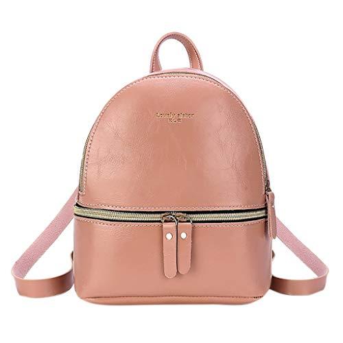 Bfmyxgs Mother es Day Fashion Lady Shoulders Small Backpack Letter Purse Mobile Phone Messenger Bag Totes Handtaschen Shoulder Bag Rucksack Totes Waist Bag Coin Bag. Brustpaket -