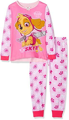 Paw Patrol Mädchen Schlafanzug 6-7 Jahre