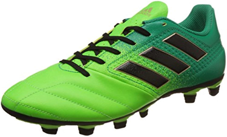 new styles 5926b a69c3 ... adidas Ace 17.4 FxG para los Zapatos de Entrenamiento de Fútbol, Hombre,  Verde (