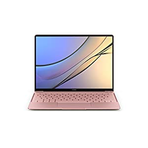 "Huawei Matebook X Laptop con Display da 13"", Processore i5-7200U, RAM 8 GB, 256 GB SSD, Rosa/Oro"