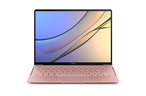 Huawei Matebook X Oro rosado Portátil 33 cm 13