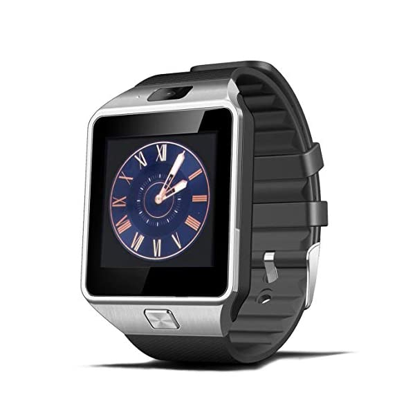 Zinniaya Smart Watch Dz09 Gold Silver Smartwatch Relojes para iOS para Android Sim Card Camera Camera Watch 8