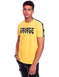 SAVAGE - TIM CARTER Camisetas Manga Corta