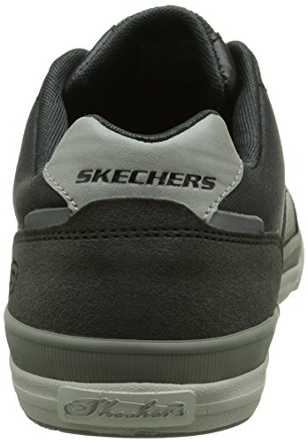 Skechers Diamondback Rendol, Baskets Basses Homme Noir