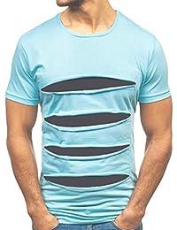 bb7103ac91292 Amazon.es  Rota - Azul   Camisetas