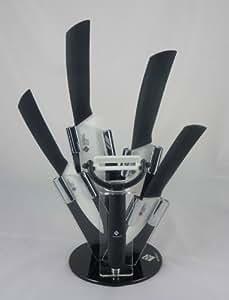 Renberg 6 pièces couteaux en céramique de grande qualité-RB - 2507