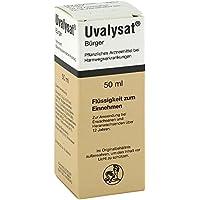 Uvalysat Bürger Tropfen 50 ml preisvergleich bei billige-tabletten.eu