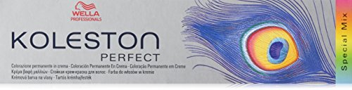 WELLA Koleston Perfect Tint Professionelle Haaröl 0/28, 1er Pack (1 x 60 ml)