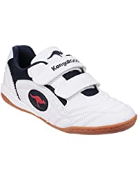 KangaRoos Zapatillas de Futbol Sala Modelo Backyard KR10704 Para Niños