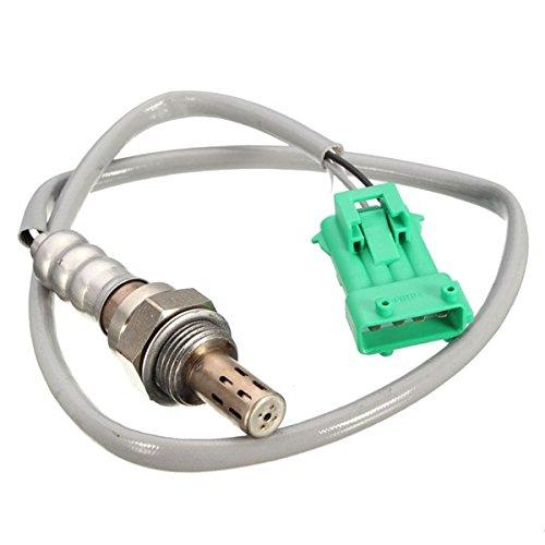 JenNiFer 4-Pins Ossigeno O2 Sonda Lambda Sensore per Peugeot 106 206 207 306 406