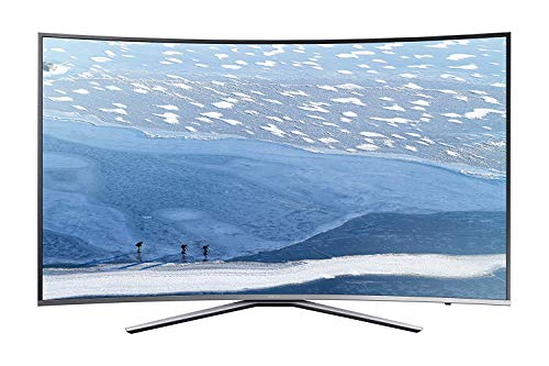 Samsung UE49MU9000TXXU 49-Inch Curved 4K Ultra HD Smart TV - Black/Silver