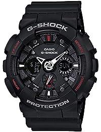Casio G-Shock Analog-Digital Black Dial Men's Watch - GA-120-1ADR (G346)