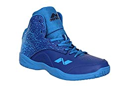 Nivia Panther-1 Basketball Shoes(8)
