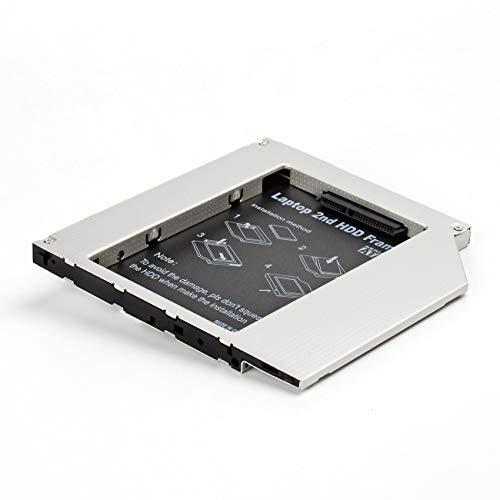 Universal 2nd SSD ODD Adaptador Bahía Disco Duro