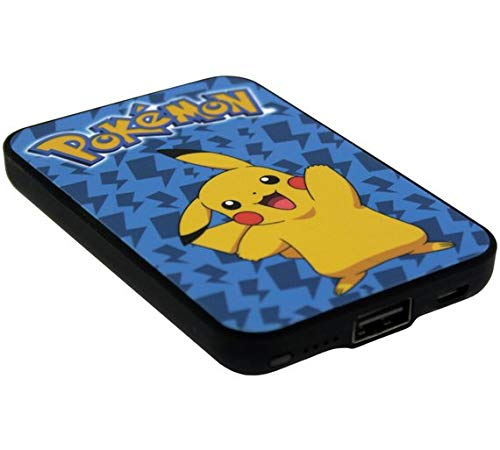 OTL Pokemon PK0461 5000 mAh Credit Car Power Bank