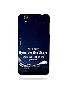 alDivo Premium Quality Printed Mobile Back Cover For Yu Yureka / Yu Yureka Back Case Cover (MKD1006)