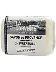 La Corvette Savon de Provence Chèvrefeuille 100 g