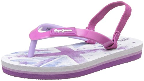 Pepe Jeans Beach Stars, Tongs Fille