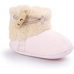 Butterme Inverno Caldo Baby Peluche Stivali Di Neve Sole Soft antiscivolo Prewalker Crib Scarpe per neonato Ragazzi Infant Ragazze