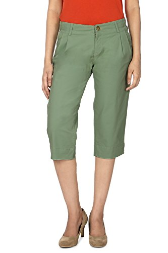 Allen Solly Women Slim Fit Shorts_awcr314c02579_ 28