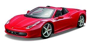 Ferrari - 458 Spider, vehículo (Bburago 18-26017)