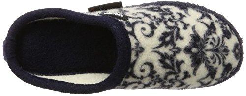 Pantofole Da Donna Eless Giesswein Blu (oceano)