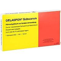 Gelaspon 1 Streifen 8,5x4x1 cm 1 stk preisvergleich bei billige-tabletten.eu