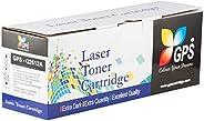 GPS 303 Toner Cartridge for HP Printers 12A Q2612A/1010/1012/1015/1018/1020/1022/3015/3020/3030 (Black)