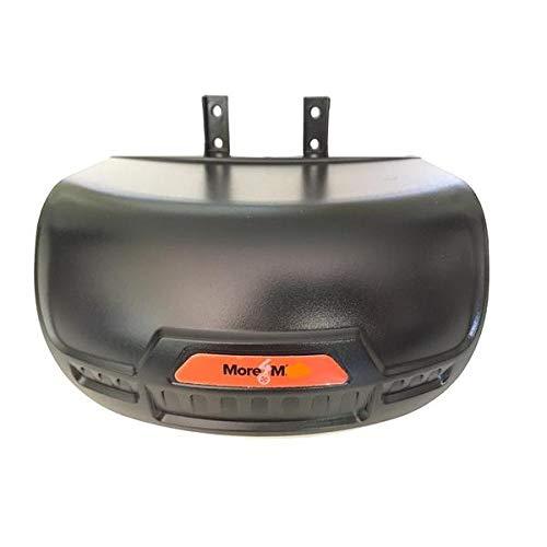 Parabordi fuoristrada M4M per Segway miniPRO, Segway miniLITE e Ninebot S. Forniscono maggiore spazio richiesto quando sono installati pneumatici fuoristrada o ibridi, nero
