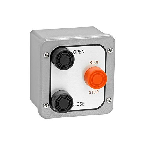 MMTC 3BX NEMA 4 Exterior Three Button Surface Mount Control Station by MMTC