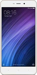 Xiaomi Redmi 4a (Gold, 32GB)