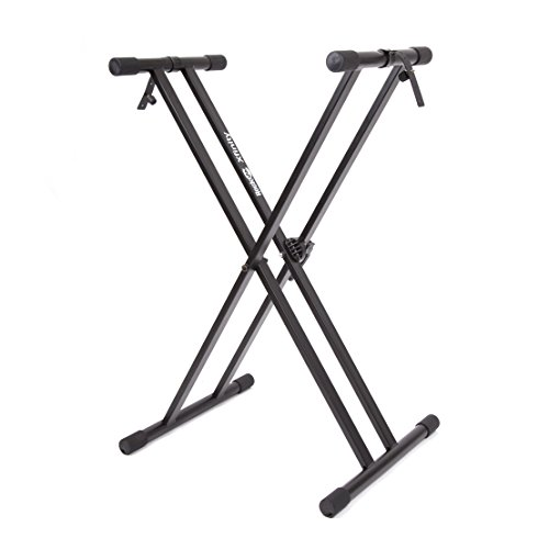 rockjam-xfinity-double-x-pre-assembled-adjustable-keyboard-stand-with-locking-straps