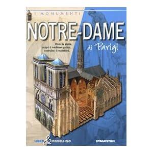 Notre-Dame di Parigi (Libro e modellino)