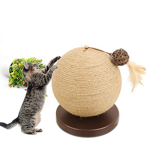 prosa Welcometo, Cat Scratching Lounge Board, Cat Scratcher Karton, Cat Scratch Pad Post Für Scharfe Krallen Snooze Rest -
