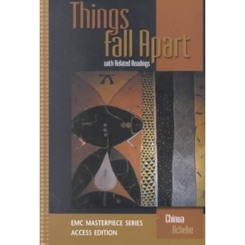 Things Fall Apart: With Related Readings (The Emc Masterpiece Series Access Editions) by Achebe, Chinua (2002) Hardcover