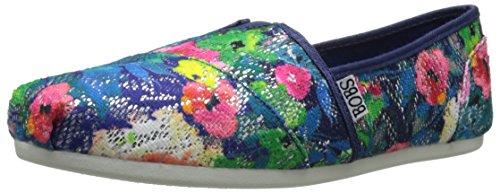 Flotteurs De Skechers Chill Luxe Chaussure Multi Flowers