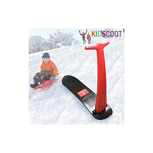 Monopattino da neve tavola snowbord sci idea regalo bambini novita'