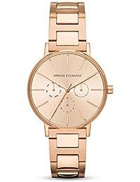 1e6d4e5975c2 Suchergebnis auf Amazon.de für  Armani Exchange - Damen  Uhren