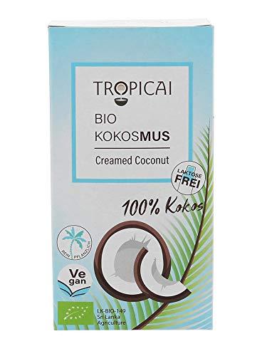 Tropicai Bio Kokosnuss Mus 200g