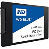 "Western Digital WDS500G1B0A Disque Flash SSD interne 2,5"" 500 Go SATA"