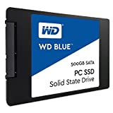 WD 500 GB 2.5-Inch Internal Solid State Drive - Blue