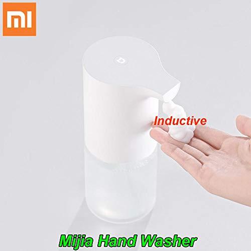 in Vendita 100% Originale Xiaomi Mijia Auto induzione Schiuma Mano rondella Wash 0.25s Sapone Automatico sensore a infrarossi per Smart Case 7mm 4mm 2mm Infradito Colorati Estivi, con finte Perline