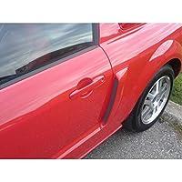 Willpak Industries 27467 ABS مغرفة ربع جانبية سلسة لسيارة Ford Mustang