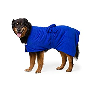 Toby-and-Alexander-Super-Absorbent-Quick-Drying-Dog-Bathrobe-Towel-Coat-Wrap