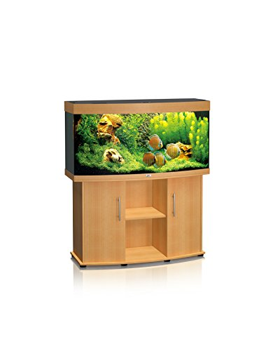Juwel Aquariumkombination Vision 260, Aquarium mit Unterschrank, Buche